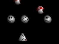 Флеш игра Атака металлических шаров