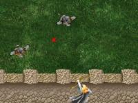 Флеш игра Атака орков