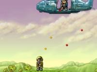 Флеш игра Атака с вертолетов