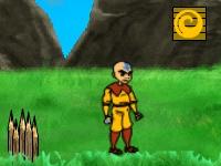 Флеш игра Аватар: последний маг воздуха