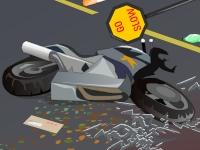 Флеш игра Автокатастрофа