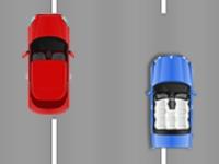 Флеш игра Автокатастрофа неизбежна