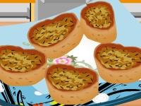 Флеш игра Азиатские тосты с чесноком