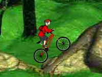 Флеш игра BMX гонка