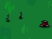 Флеш игра Багровая война
