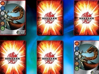 Флеш игра Бакуган: Секретные монстры