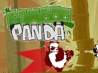 Флеш игра Бамбуковая панда