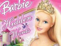 Флеш игра Барби: Поиск слов