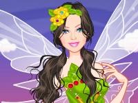 Флеш игра Барби: Волшебная фея
