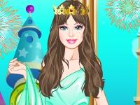 Флеш игра Барби греческая принцесса