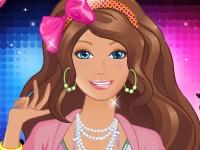 Флеш игра Барби идет на вечеринку