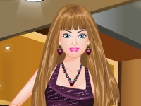 Флеш игра Барби отправляется за покупками