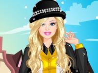 Флеш игра Барби принцесса колледжа