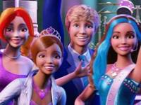 Флеш игра Барби рок принцесса: Поиск предметов