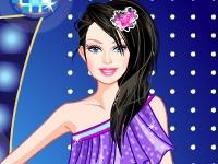 Флеш игра Барби танцует сальса
