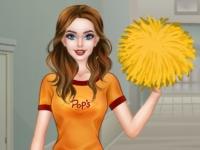 Флеш игра Барби в Ривердейл Хай Скул