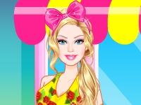 Флеш игра Барби в цветочном магазине