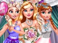 Флеш игра Барби выходит замуж