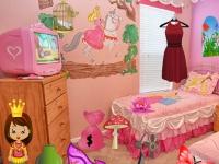 Флеш игра Бардак в комнате принцессы