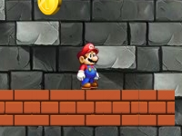 Флеш игра Башня Супер Марио