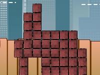 Флеш игра Башня из 100 блоков