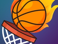 Флеш игра Баскетбол: Мяч в корзину