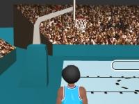 Флеш игра Баскетбольная тренировка