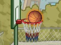 Флеш игра Баскетбольные броски