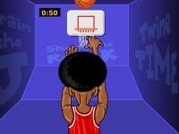 Флеш игра Баскетбольный бросок