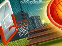 Флеш игра Баскетбольный пулемет