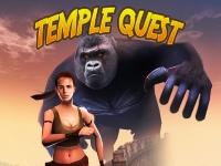 Флеш игра Бег по храмовым руинам
