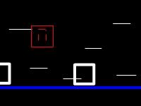 Флеш игра Бег с двойной гравитацией