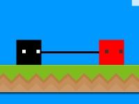 Флеш игра Бег сумасшедших пикселей 2