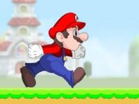 Флеш игра Беги, Марио, Беги!