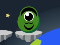Флеш игра Беги, зеленый!