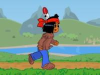 Флеш игра Беги, Апачи!