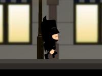 Флеш игра Бегущий Бэтмен