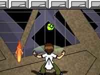 Флеш игра Бен 10: Арканоид