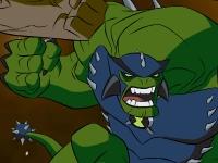 Флеш игра Бен 10: Битва с пришельцами