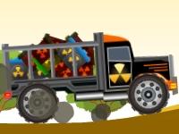 Флеш игра Бен 10: Доставка атомного топлива