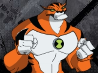 Флеш игра Бен 10: Карточки супергероев