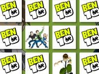Флеш игра Бен 10: Найди пару