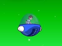 Флеш игра Бен 10: Охота на пришельцев