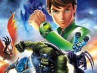 Флеш игра Бен 10: Пазл с пришельцами