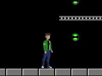 Флеш игра Бен 10: Подземные приключения