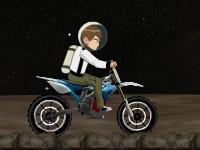 Флеш игра Бен 10: Приключения на Марсе