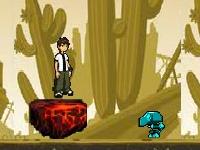 Флеш игра Бен 10: Сила инопланетян