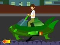 Флеш игра Бен 10: Спасательная операция