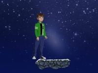 Флеш игра Бен 10: Суперпрыжки