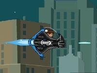 Флеш игра Бен 10: Токсичное оружие